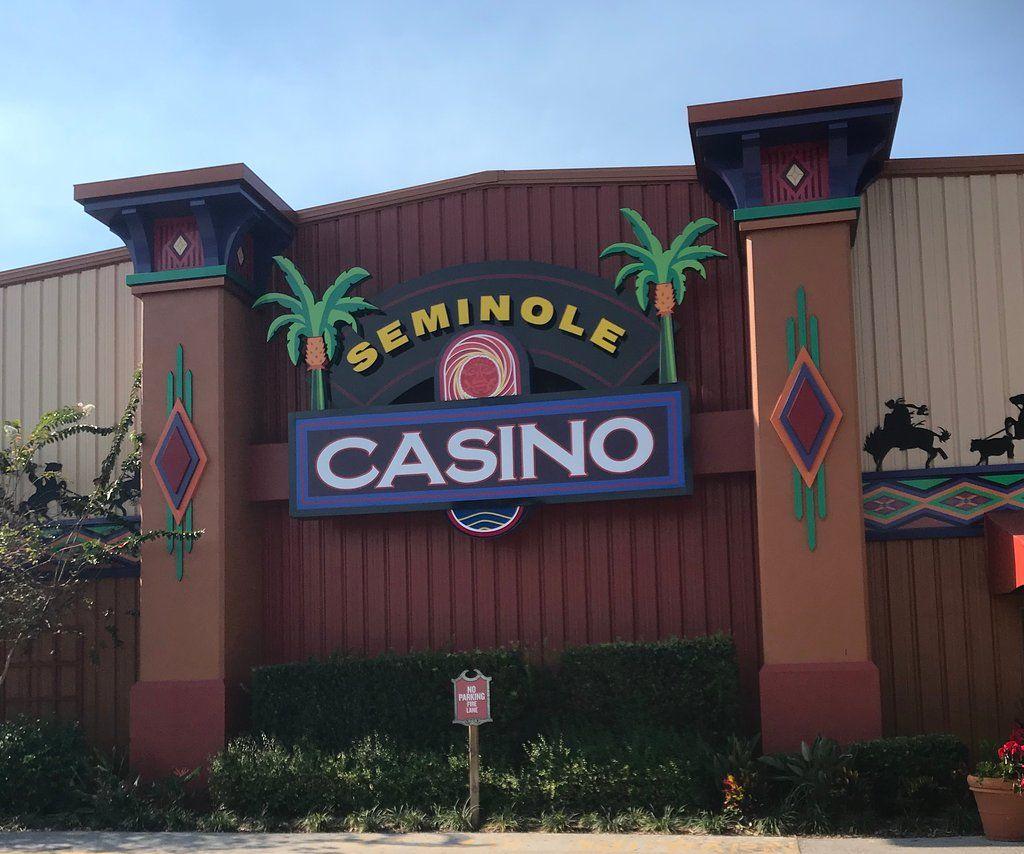 Seminole Brighton Casino in Okeechobee, FL is nearby